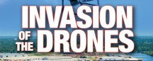 INVASION OF THE DRONES